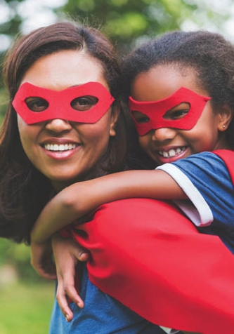 Become a Foster Parent Hero